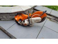 Stihl TS410 Cut Off Saw Petrol