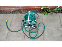 Garden Hose Reel - 30m long
