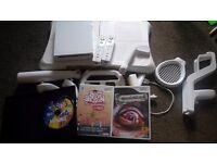 Wii Console & Wii Fit Board Bundle
