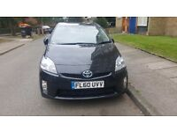 TOYOTA PRIUS 60 PLATE NICE CLEAN CAR PCO ELIGIBLE 2 KEYS ALLOY WHEELS UK MODEL HPI CLEAR WARRANTED