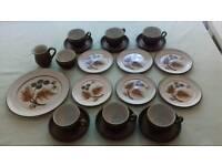 Denby coffee set