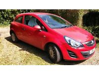 VAUXHALL CORSA D 1L FACE LIFT 2012 REG ONLY 49K MILES 12 MONTHS MOT FIRST TO SEE WILL BUY