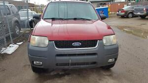 2003 Ford Escape XLT - Sport