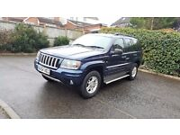 JEEP GRAND CHEROKEE 4X4 DIESEL AUTO SPORT MODEL , GOOD ENGINE AND GEARBOX.