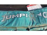Well loved Trampoline in need of a new home! FREE to collector!