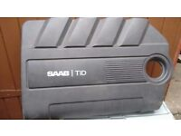 Saab 9-3 Breaking - Parts 1.9 Tid 150 Engine Cover