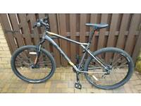 Grey GT Aggressor Sport Mountain bike like new
