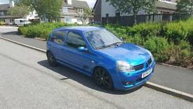Clio 182 may swap