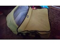 FREE Mountain Buggy duo double carrycot