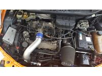 Fiat punto gt turbo 200bhp not rs st renault 5 gt cosworth gti