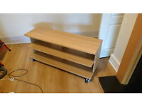 IKEA MALM TV/Multimedia Stand