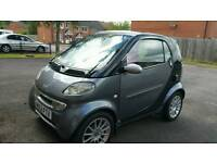 Smart city coupe turbo 599cc new lower price bargain