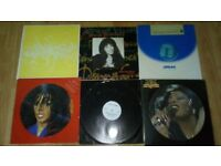 6 x donna summer - picture discs / promo / colour vinyl