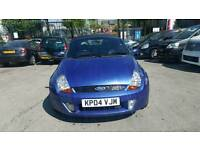 Ford StreetKA Luxury KA Blue 1.6 Convertible