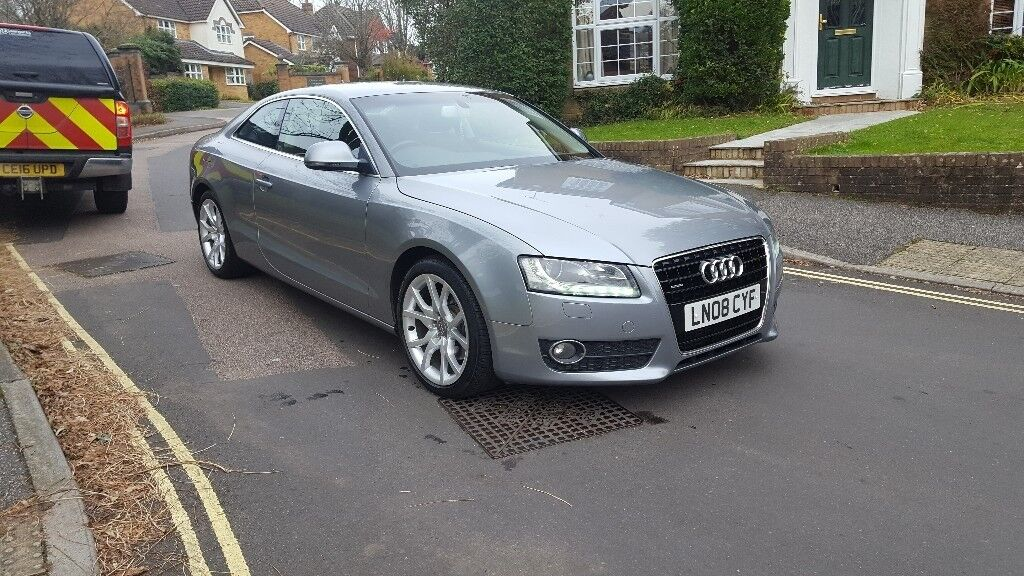 2008 audi a5 sport 3 0 tdi quattro coupe 6 speed manual. Black Bedroom Furniture Sets. Home Design Ideas