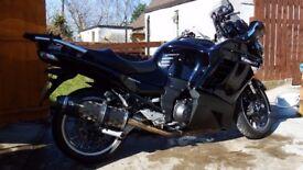 2009 KAWASAKI GTR 1400