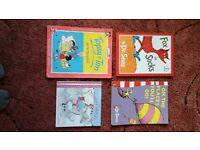childrens books Dr seuss, Topsy and Tim, Princess Evie