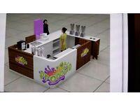 Kiosk for sale