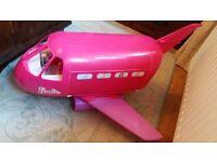 Barbie glamour jet / plane