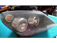 Vauxhall Astra MK5 Front Drivers side Headlight Unit