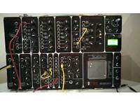 Analogue Solution Vostok modular synthesizer