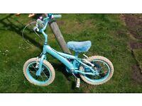 Girl's Bike age 4-6 years