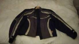 Motorcycle jacket Frank Thomas