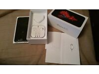 iPhone 6s smartphone and case unlocked 64gb. excellent condition. warranty til may 2017