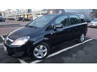 Vauxhall Zafira Exclusive 1.9 CDTi 16v 5dr