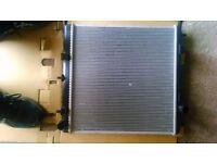 Citroen C2 VTS Radiator (brand new, never used