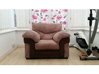 DFS Fabric Armchair- Destiny