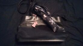 Radley handbag and umbrella