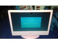 pink 15 inch tv