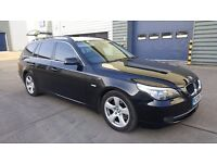 2008_ BMW 5 series_ 520d ESTATE,_MANUAL_2.0_177bhp_ FULL SERVICE HISTORY