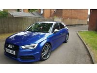 Stunning AUDI S3 FOR SALE 64 PLATE