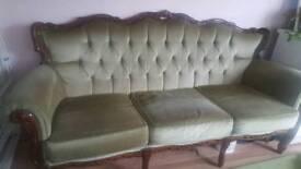 Set of 4 sofas