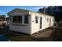 Static caravan for sale buyer collects bought by insurance for 7500 selling for 2800 need gone quilk