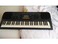 Casio musical keyboard
