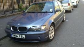 FOR SALE BMW 320 DIESEL 2002