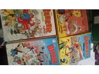 childrens books and annuals