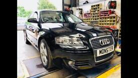 Audi A3 20tdi sport back