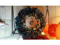 NEW BESPOKE CHRISTMAS WREATH