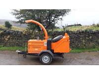 2008 Timberwolf TW 150 Fast tow Chipper 650 hours