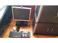 Monitor mice and keyboard bundle £5