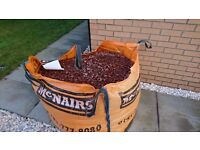 1 TON OF RED CHIPS (In a bag)