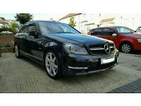 Mercedes-benz c class c220 blue efficiency