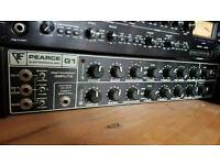 Pearce g1 preamp dual channel