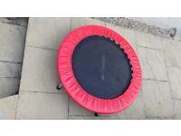 Excerise trampoline