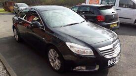 Vauxhall Insignia SRI ECOFLEX 2 litre good spec. £30.00 Tax.. 62 plate 2012
