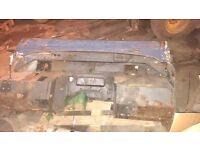 **OFFERS***Land rover defender bulkhead-REMARKABLY STRAIGHT AND RUST FREE FOR AGE!!!!!!!!!!!!!!!!!!!